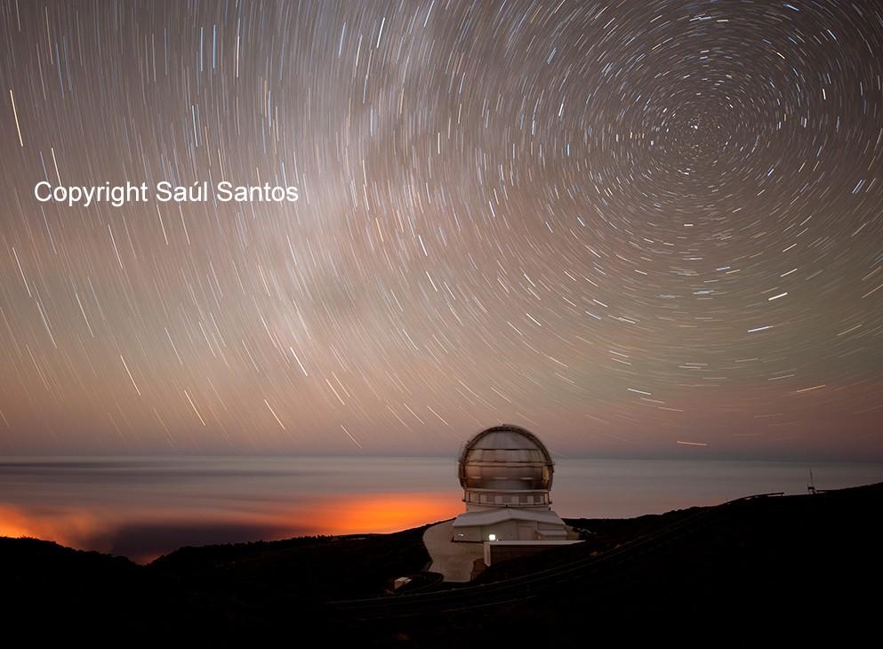 Tourisme des étoilesL'observatoire de El Roque de los Muchachos est l'un des endroit d'observation astronomique des plus privilégiés au monde.
